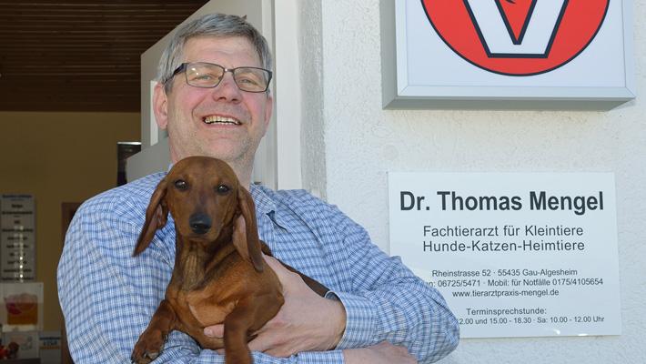 Dr. med. vet. Thomas Mengel